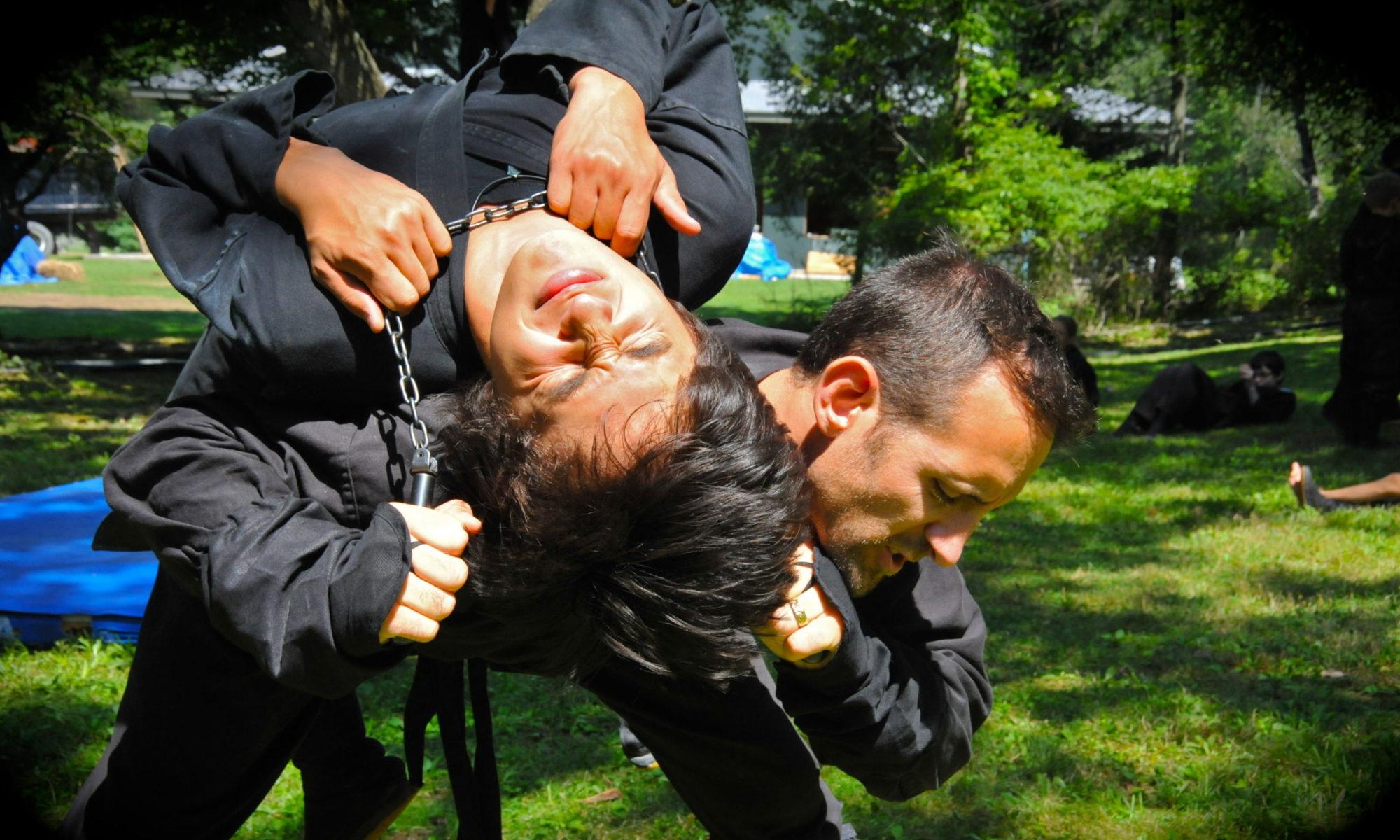 Ninja Camp USA
